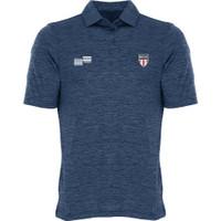 2074N NISOA Heathered Golf Shirt