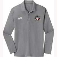 2406CL USSF Long Sleeve Golf Shirt