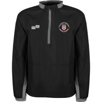 2324CL USSF Quarter Zip Windshirt