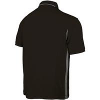 2402N NISOA Color Block Golf Shirt
