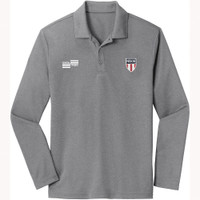 2406N NISOA Long Sleeve Golf Shirt
