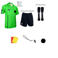 1817G Men's Green 7 Piece USSF Starter Kit