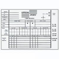 1816BLU Men's Blue 10 Piece USSF Starter Kit