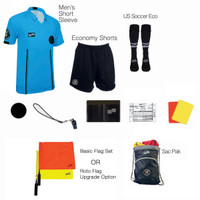 1815BLU Men's Blue 11 Piece USSF Starter Kit SPak