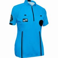 W9900BLU Women's Blue Pro Short Sleeve Kit