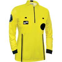 W9901Y Women's Yellow Pro Long Sleeve Kit
