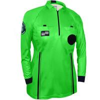 W9901G Women's Green Pro Long Sleeve Kit