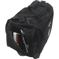 1661 Black Two Tone Duffel Bag