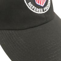 3024CL Black Low Fit USSF Cap