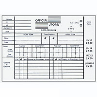 2044 Report Forms - White