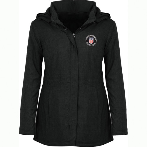 W1198CL USSF Women's Thinsulate Parka Jacket