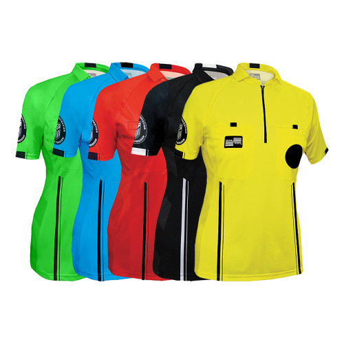 Referee Uniforms - USSF Pro Jerseys - Official Sports International