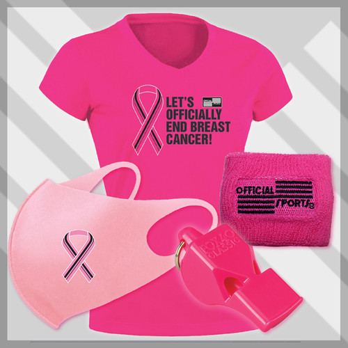 WBCKIT4 Women's  Breast Cancer Awareness 4 PC Kit