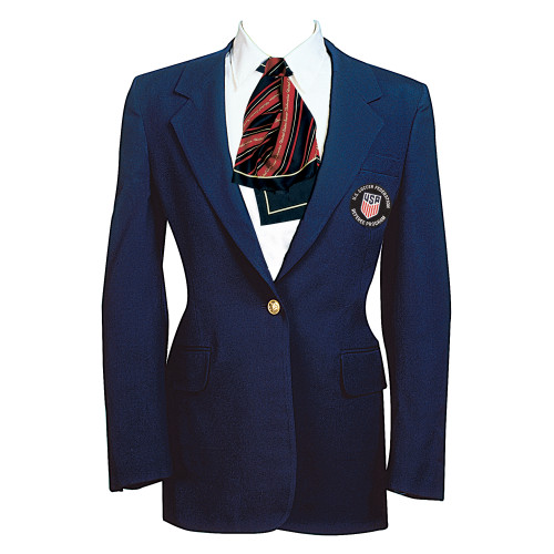 1248PCL Official U.S. Soccer Women's Blazer