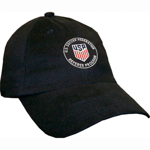 3024CL Black Low Fit USSF Cap