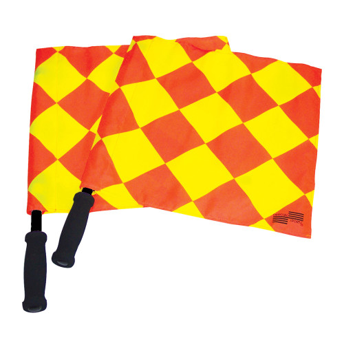 1537 Neon Diamond Swivel Flag Set