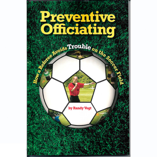 4039 Preventive Officiating Book