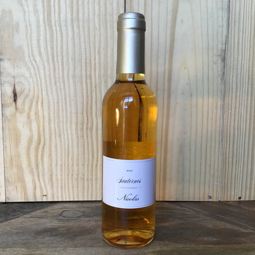 Maison Nicolas - Sauternes - Dessert Wine