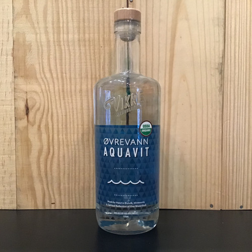 "Vikre - ""Ovrevann"" - Aquavit"