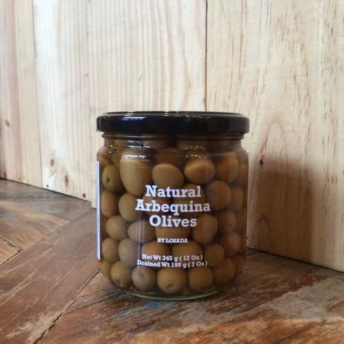 Dequmana Arbequina Olives