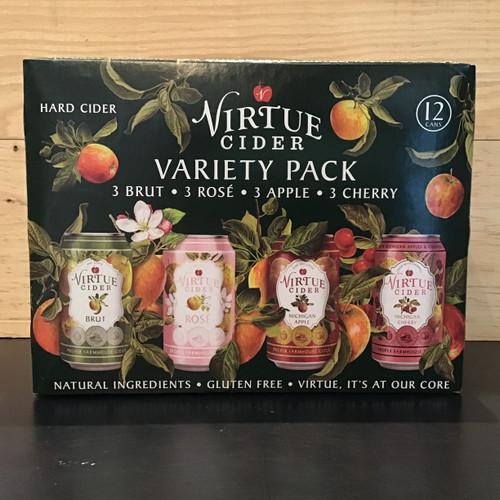 Virtue Cider - Variety Pack