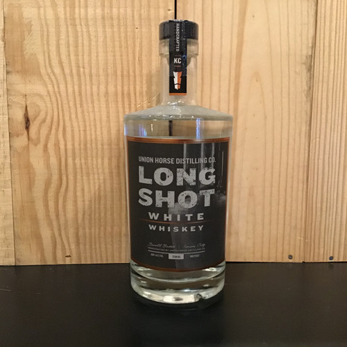 Union Horse - Long Shot - White Whiskey