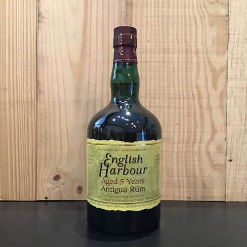 English Harbor - 5 Year Antigua Rum