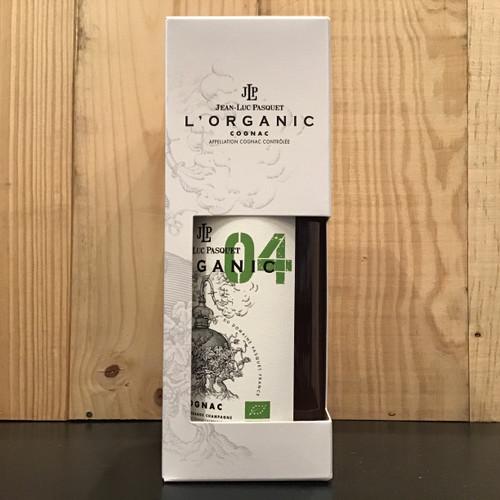 Jean-Luc Pasquet - 4 Year - L'Organic Cognac