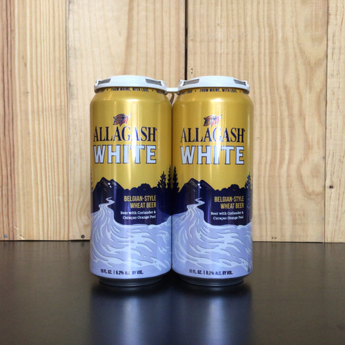 Allagash White - Belgian Wheat