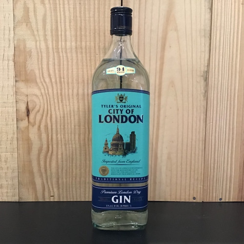 City of London - London Dry Gin - 1L