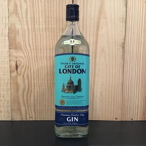 Tyler's Original City of London - London Dry Gin - 1L