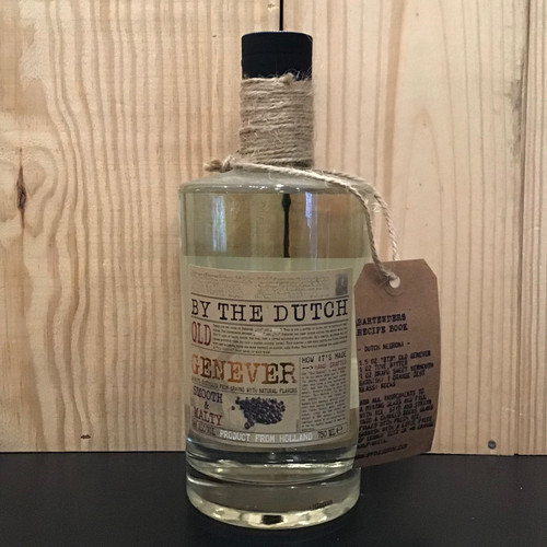 By the Dutch - Old Genever Gin
