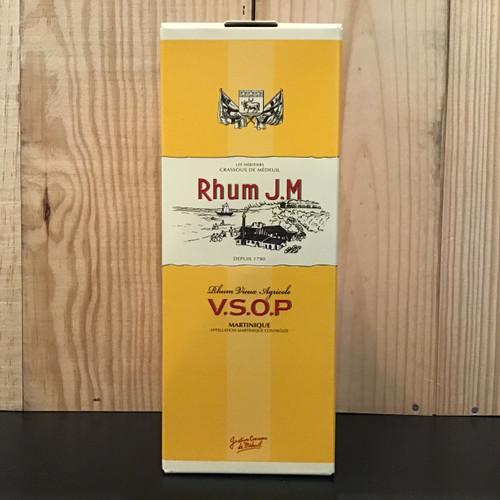 Rhum J.M - Rhum V.S.O.P.