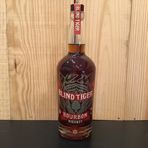 "Chicago Distilling - ""Blind Tiger"" - Bourbon Whiskey"