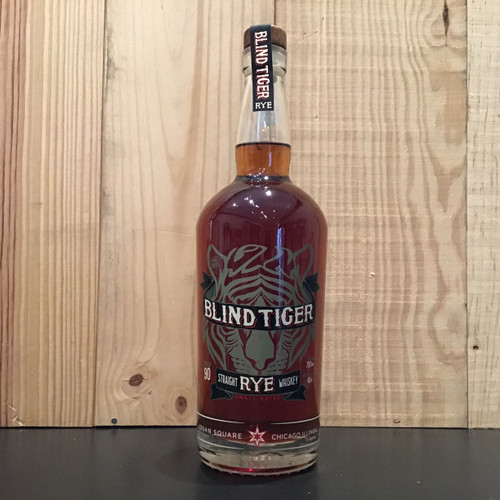 Chicago Distilling - Blind Tiger Rye Whiskey