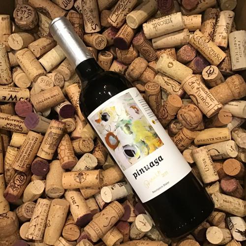 Bodegas Pinuaga - Bianco - Sauvignon Blanc