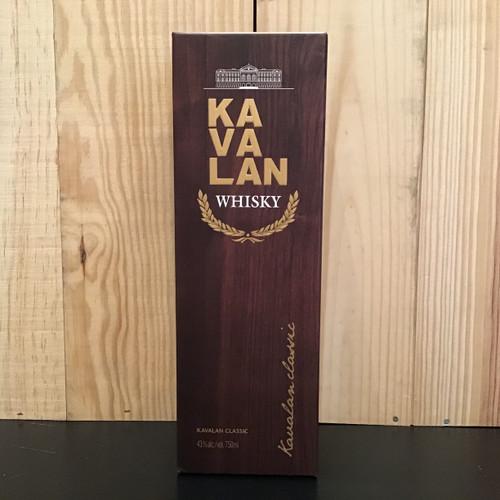 Kavalan - Classic - Taiwanese Single Malt Whisky
