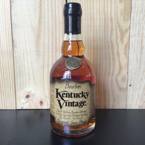 Kentucky Vintage - Small Batch Bourbon