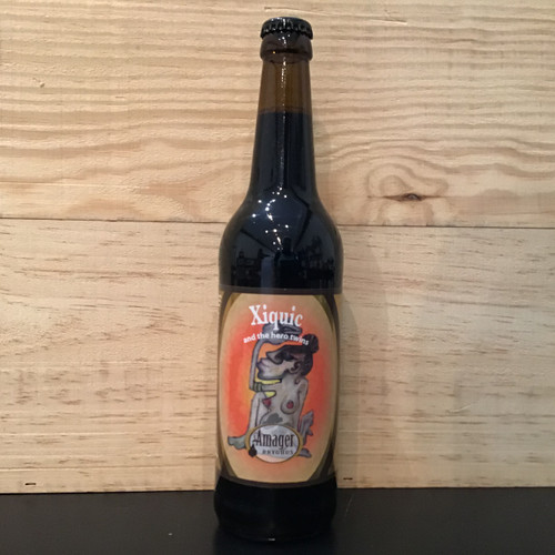 Amager - Xiquic and the Hero Twins - Imperial Stout