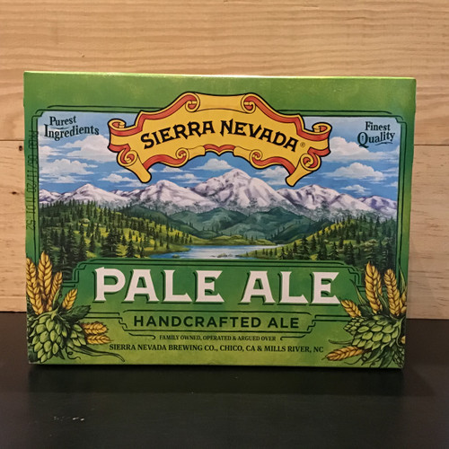 Sierra Nevada - Pale Ale 12-pack Cans