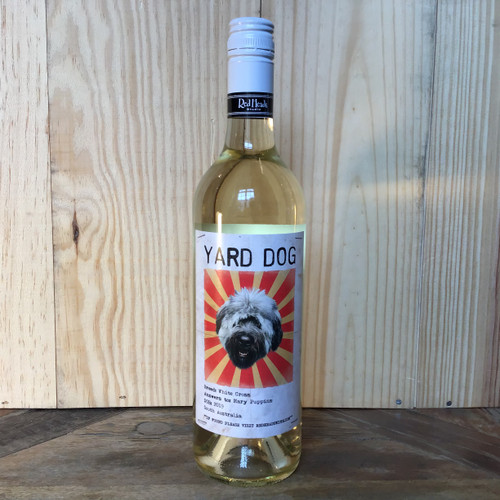 Red Head Studios - Yard Dog White