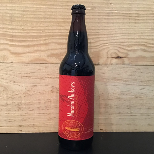 Cigar City - Marshal Zhukov's - Russian Imperial Stout