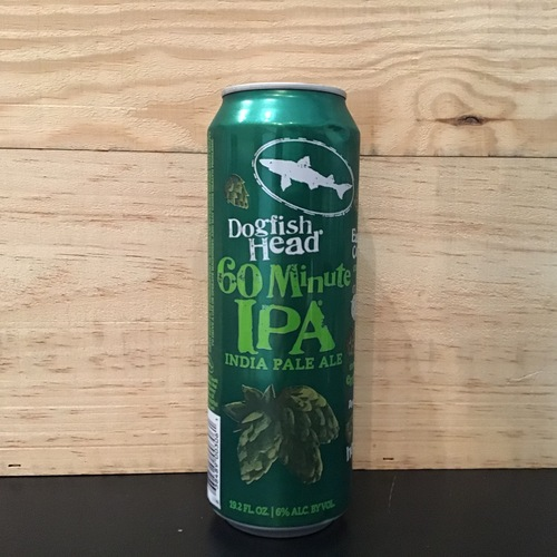 Dogfish Head - 60 minute IPA - 19oz Can