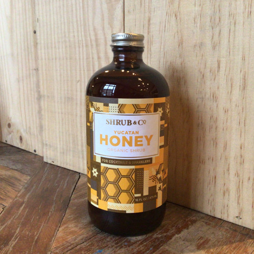Shrub & Co. - Yucatan Honey Shrub