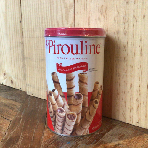 Creme de Pirouline - Cream Filled Wafers - Chocolate Hazelnut