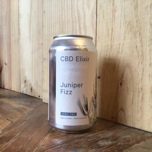 Marz - Juniper Fizz - CBD Botanical Seltzer