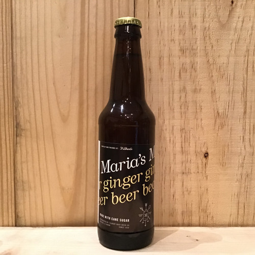 Maria's Ginger Beer