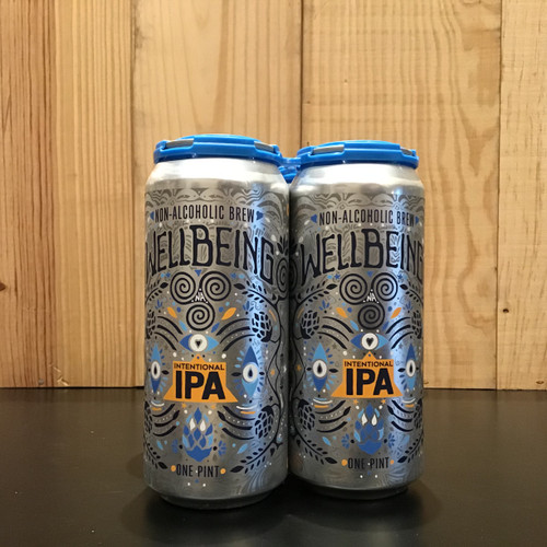 Well Being - Intentional IPA - Non Alcoholic Beer