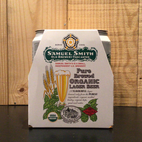 Samuel Smith - Organic Lager - 4pk