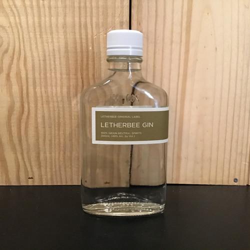 Letherbee - Original Gin - 200mL Flasks